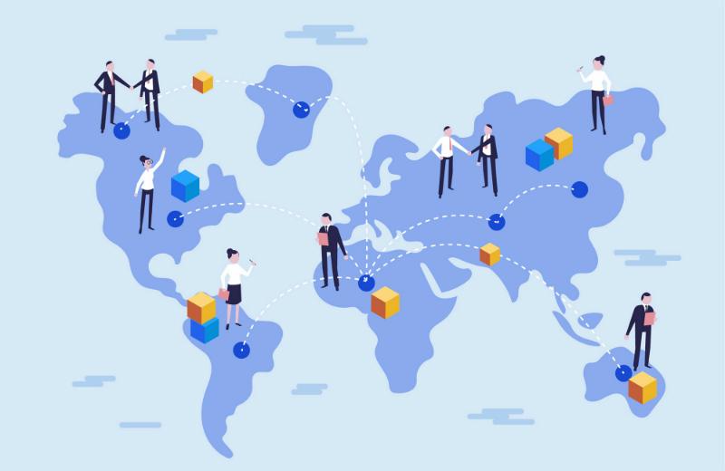 Mantenha-se atualizado sobre as principais conseqüências na importação e exportação de mercadorias relativas à saída do Reino Unido da União Europeia | Quer receber as notícias mais recentes da indústria mundial de transporte de mercadorias? 👉Siga o PORTOCARGO no Linkedin! transporte internacional de carga, Importação e Exportação de Bens, acordo de comércio internacional, exportação de produtos locais, importação de produtos locais, Brexit Hard, Brexit